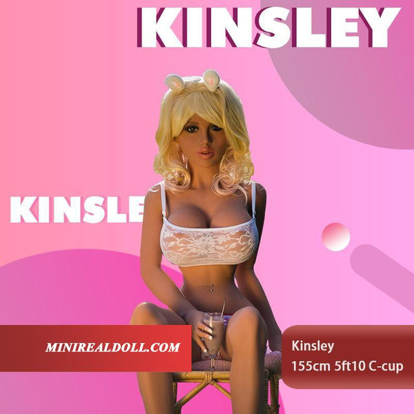 155cm 5ft10 C-cup Sex Doll Kinsley