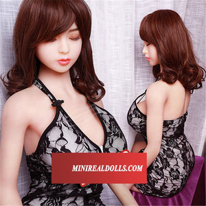 Liberal Growing Boobs Health Girl Janice Realistic Silicone Doll