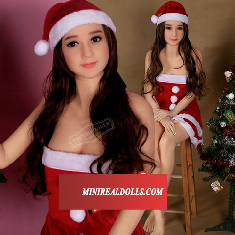 Merry Chirstmas Aileen Yearning of Love For Men Realistic Doll