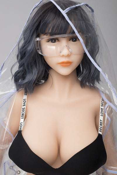 Modern Comely Fairness Janice Fulling Love Of Liberal Wave Silicone Doll