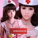 Stunning Entice Uniform Beauty Bblythe Real Love For Men Silicone Doll