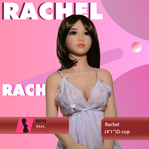 "125cm(4'1"") D-cup Pretty Girl Sex Doll Rachel"