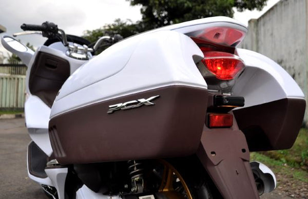 Side By Side For Sale >> Honda PCX 125 / 150 Side Boxes – WY MOTOR E-STORE