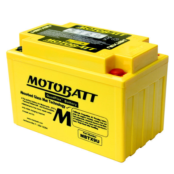 Motobatt AGM Battery