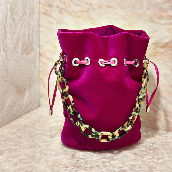 Shorty Bag in Aura