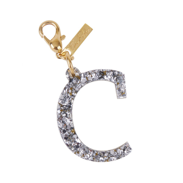 Web Exclusive Lowercase Initial Charm