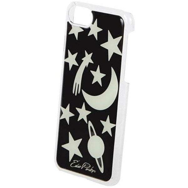 iphone-6-6s-7-8, Edie Parker Solar System iPhone Case Glow in the Dark Planets Angle View