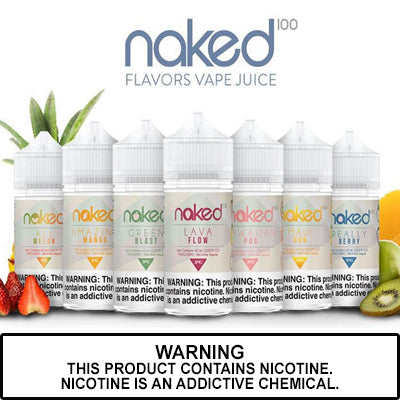 Naked 100 E-Liquid & Vape Juice