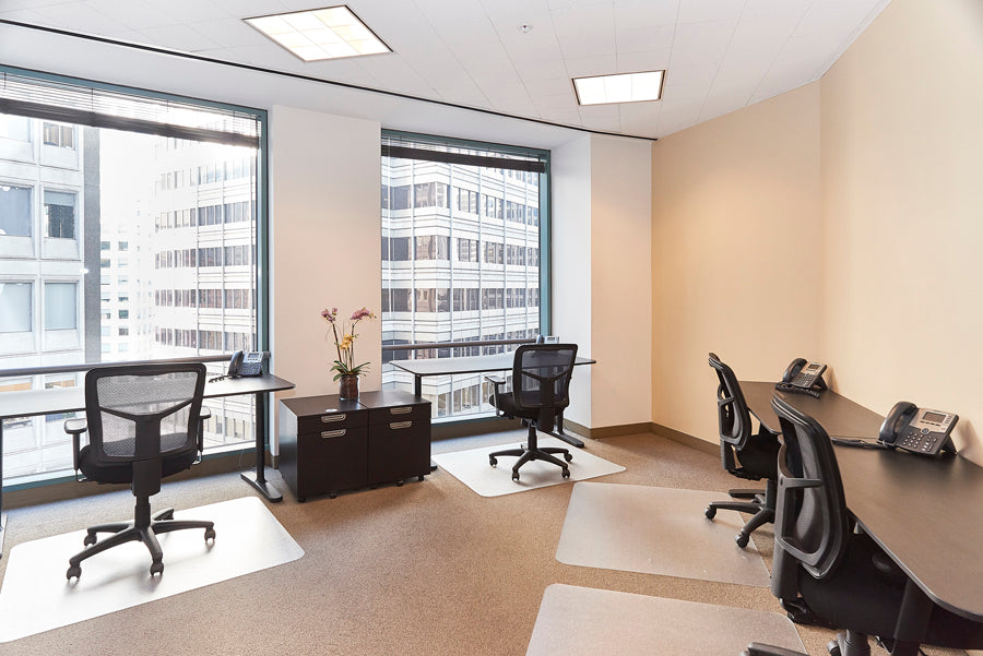 Rent office 25 at Raven Office Centers located at 388 Market Street, San Francisco
