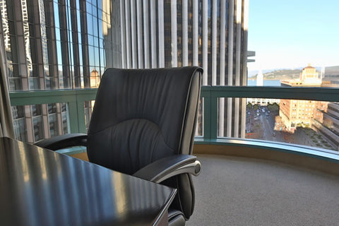Raven Office Centers and Executive Suites at 388 Market Street in San Francisco | Rent a Board Room
