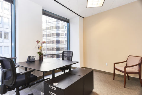Raven Office Centers and Executive Suites at 388 Market Street in San Francisco | Office Suite for rent