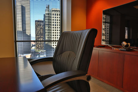 Raven Office Centers and Executive Suites at 388 Market Street in San Francisco | Video Room for rent