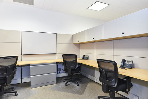 Raven Office Centers and Executive Suites at 388 Market Street in San Francisco | Coworking Workspace