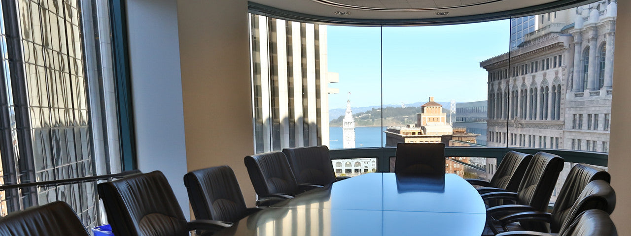 Raven Office Centers offers Executive Suites at 388 Market Street in San Francisco | Conference Rooms & Board Rooms for rent