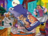 coque disney la belle et le clochard