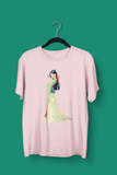 T-shirt princesse Mulan Disney