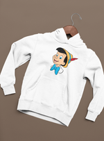 sweat à capuche sweat shirt pinocchio Walt Disney