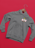 sweat à capuche sweat shirt dumbo elephant volant walt disney