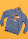 vêtements sweat shirt sweat à capuche Walt Disney le roi lion nala samba scar mufasa pumbaa timon