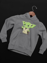 vetements sweat shirt sweat à capuche Star Wars Walt Disney stormtrooper yoda
