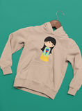 sweat shirt sweat à capuche princesse mulan Walt Disney