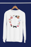 pull sweat-shirt alice in wonderland Alice au pays des merveilles Walt Disney chapelier fou johnny depp reine de coeur