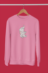 pull vêtements sweat-shirt dumbo éléphant volant Walt Disney cirque