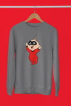 pull sweat-shirt indestructibles Walt Disney Pixar studios the incredibles
