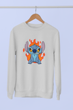 pull vêtements sweat-shirt lilo et stitch Walt Disney