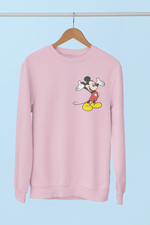 Vêtements pull sweat-shirt Donald Minnie dingo Walt Disney
