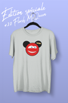 T-shirt cars flash mcqueen disney pixar