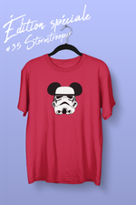 t-shirt star wars stormtrooper disney pas cher