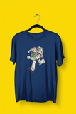 T-shirt Toy Story woody buzz l'éclair disney pixar