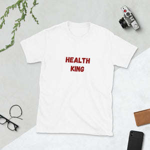 Health King T-shirt - Light Editions⎟PONSIST Store