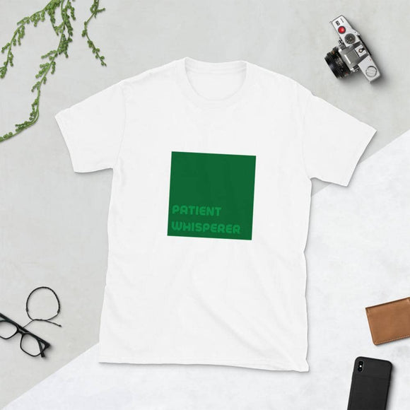 Patient Whisperer T-shirt - Light Editions⎟PONSIST Store