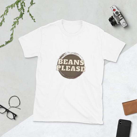 Beans Please Tee - Light Editions⎟PONSIST Store