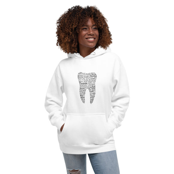 Dental Soft Cotton Hoodie⎜PONSIST Store