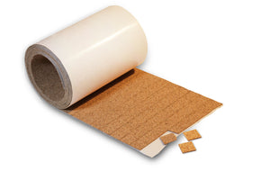 Cork with Removable Adhesive