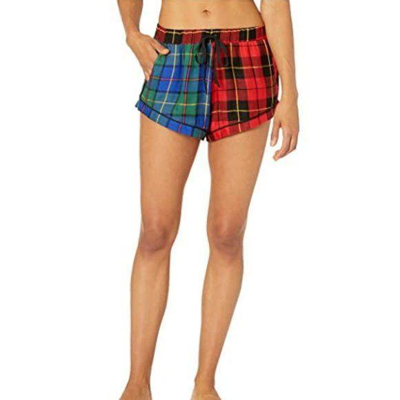 Plush Ultra Soft Plaid Patchwork Pajama + Bandana - Highfalutin' Hippy Chick