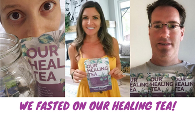 We Fasted On Our Healing Tea – These Are Our Stories!