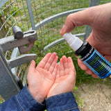 65ml Nemesis eH2O Hand Sanitiser Spray (Single)