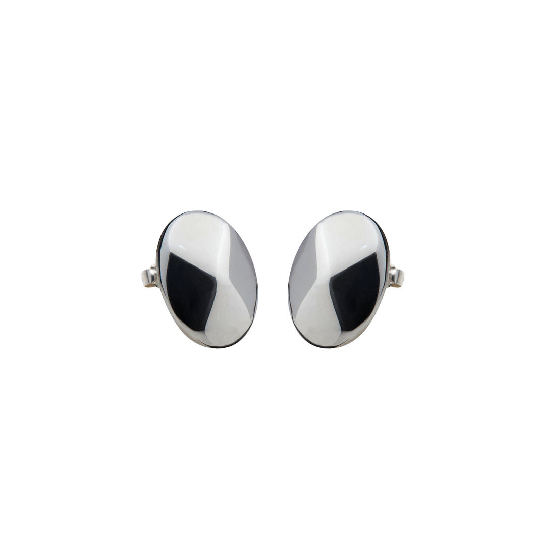 Silver Stud Earrings - PPA511