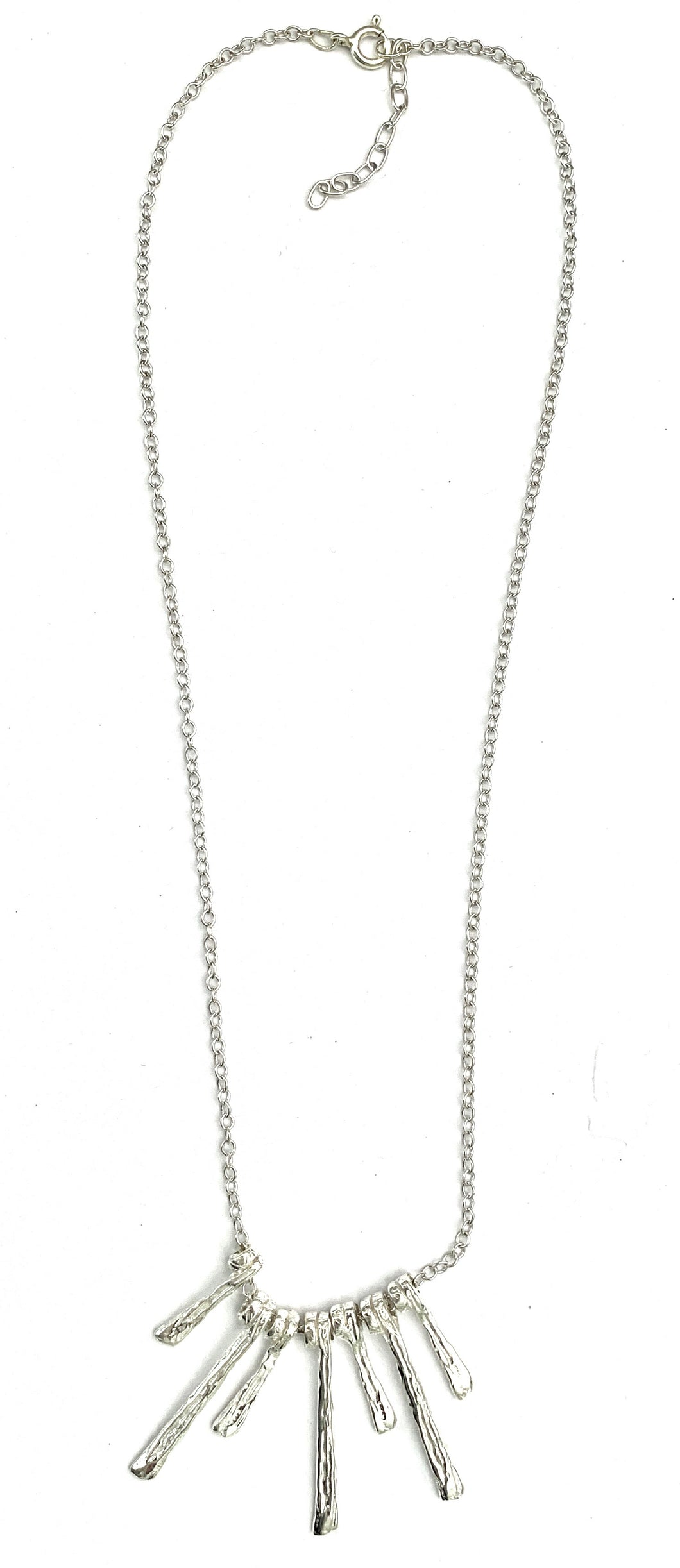 Silver Necklace - C683