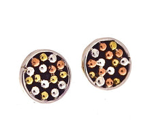 Load image into Gallery viewer, Silver Stud Earrings - A9100