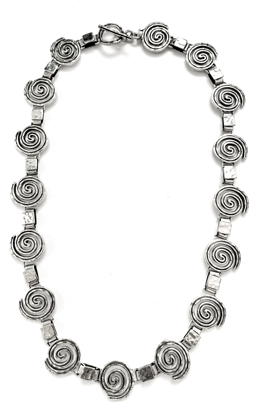 Silver Necklace - PPC89