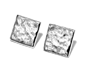 Silver Stud Earrings - A6122
