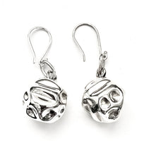 Load image into Gallery viewer, Silver Drop Earrings - PPA335