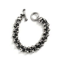 Load image into Gallery viewer, Silver Bracelet - B224
