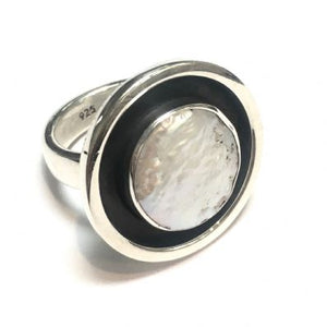 Silver Ring - R7021.