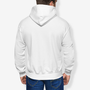 Peace is The Path - Men's Pullover Hoodie